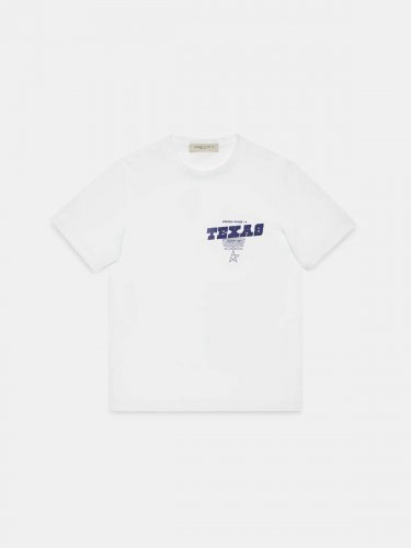 Texas Travel Guide T-shirt