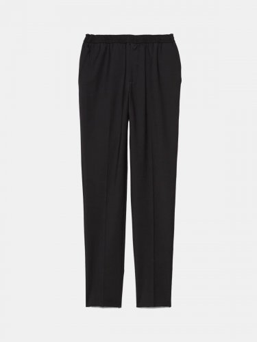 Ryuu trousers in technical fabric with elasticated waist