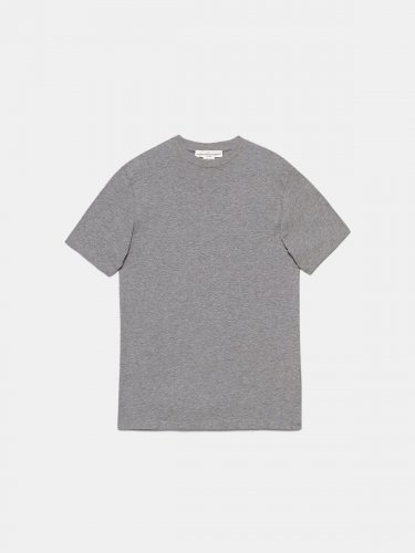 Grey Golden T-shirt with Sneakers Lovers print