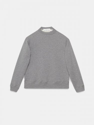Grey Higanbana sweatshirt with Sneakers Lovers print on the back