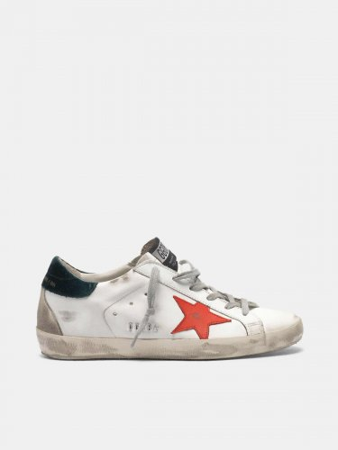Super-Star sneakers with metal GGDB lettering