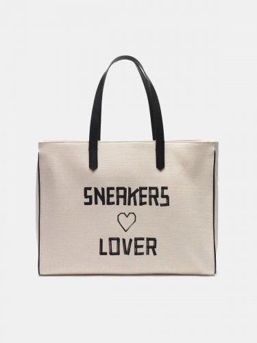"""Sneakers Lovers"" East-West California Bag"