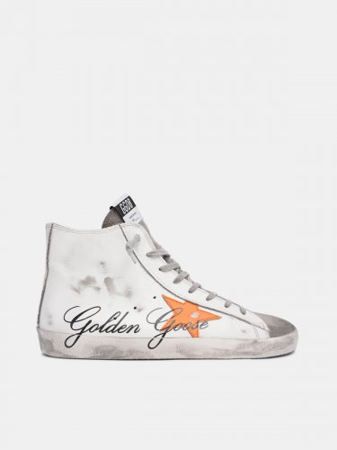 Francy sneakers with Golden Goose signature