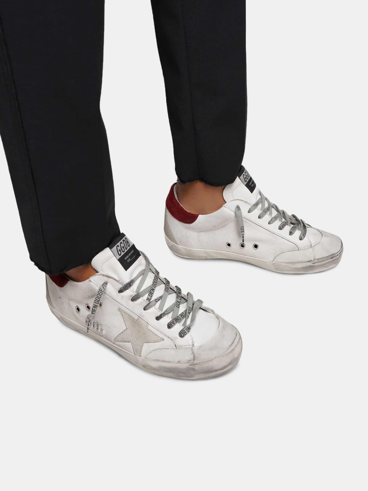 Super-Star sneakers with rubber toe cap