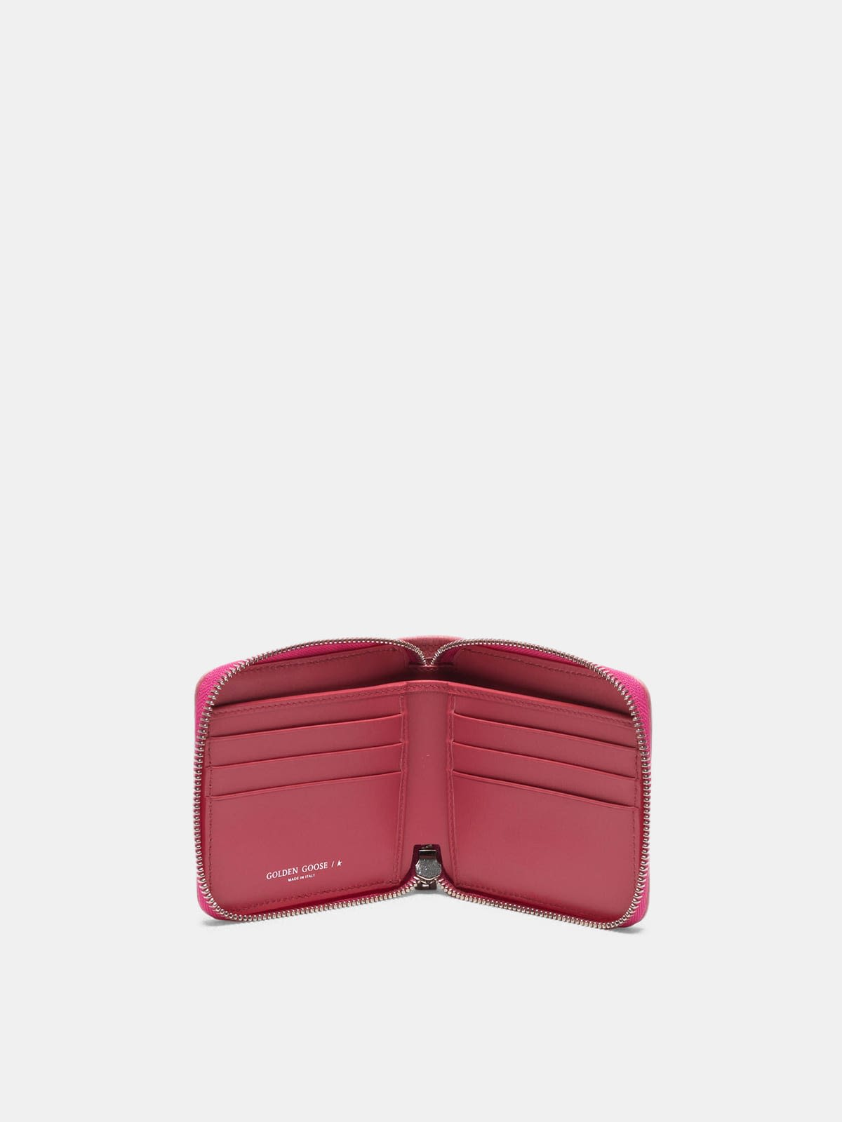 Medium pink Star Wallet