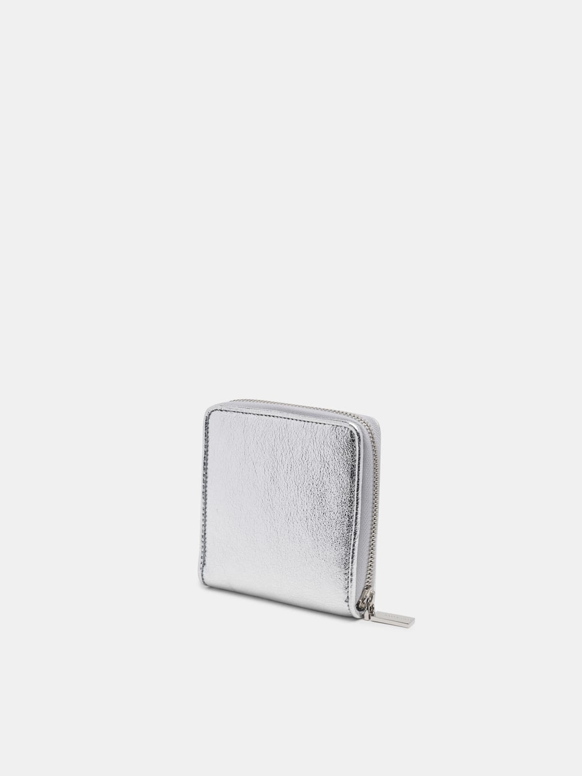Medium silver Star Wallet