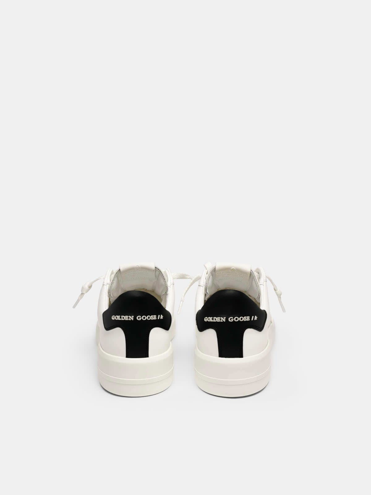 PURESTAR sneakers with black heel tab